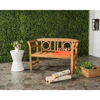 Safavieh Moorpark Outdoor 2 Seat Bench