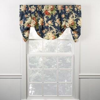 Ellis Curtain Sanctuary Rose Heritage Tie Up Valance