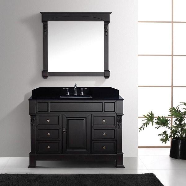 Virtu Usa Huntshire Manor 48 Inch Single Bathroom Vanity Cabinet Set Free Shipping Today