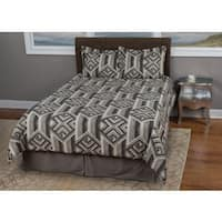 Tacton Spur 3-piece Comforter Set by Rizzy Home