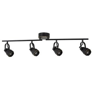 Catalina 19193-000 4-light LED Adjustable Fixed Track Luminaire