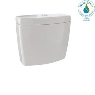 Toto Dual Flush Toilet Tank Sedona Beige