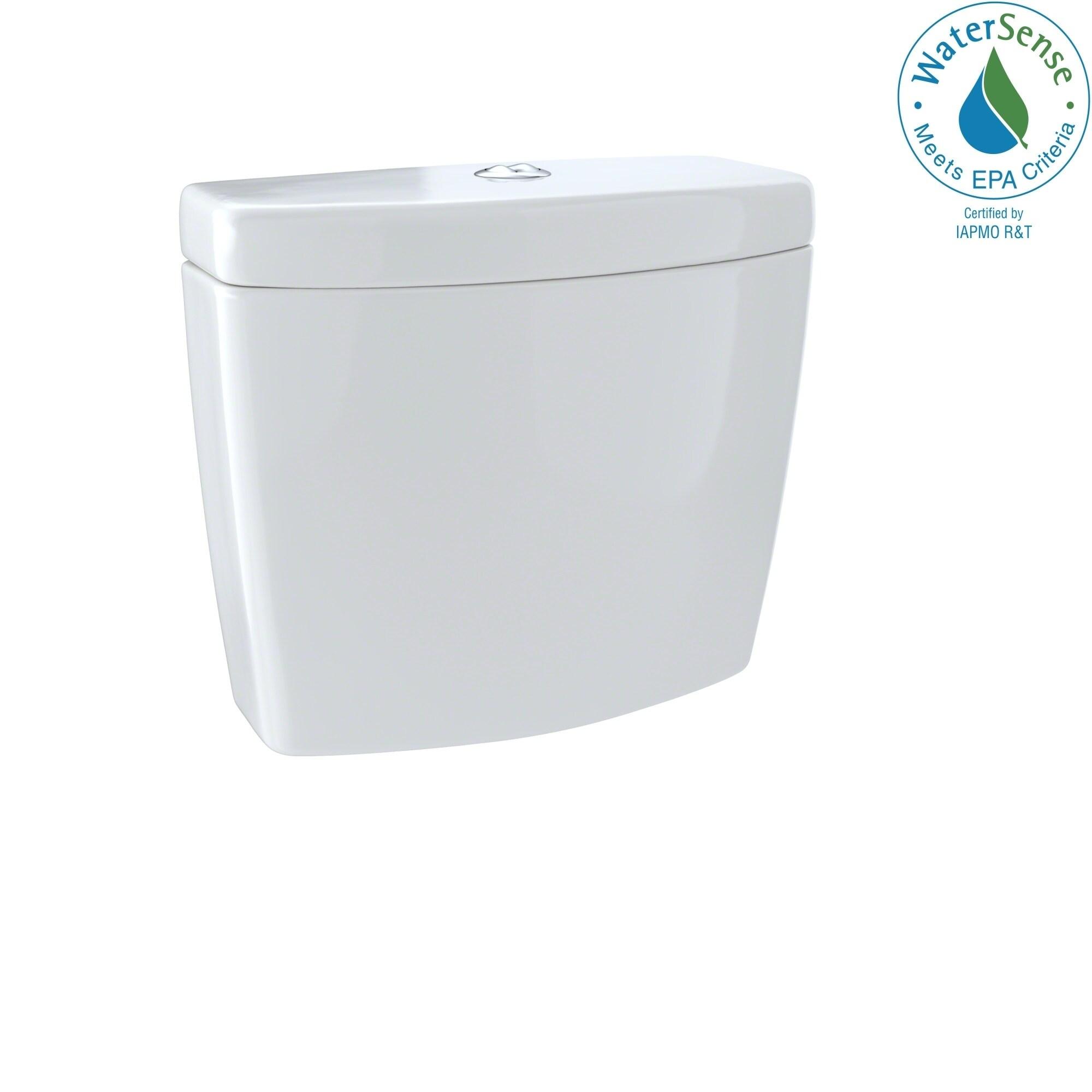 Toto Dual Flush Toilet Tank Colonial White (Colonial White)