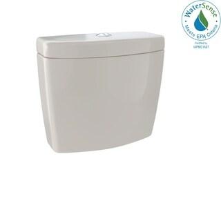 Toto Aquia Dual-Max, Dual Flush 1.6 and 0.9 GPF Toilet Tank ST412M#03 Bone