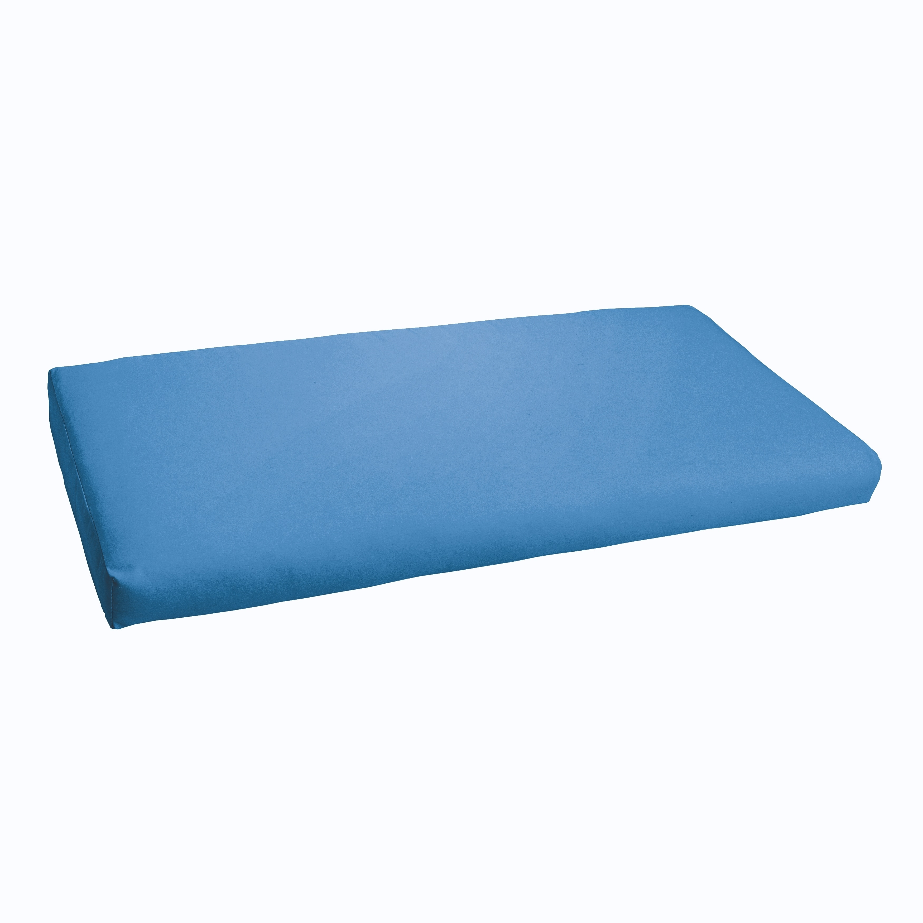 Sloane Light Blue 60 Inch Indoor Outdoor Bristol Bench Cushion