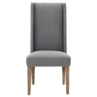 Gray Manor Emerson Gray Wash Dining Chair (Set of 2)