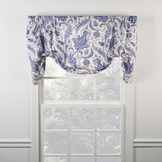 Ellis Curtain Artissimo Tie Up Valance - 50 x 21