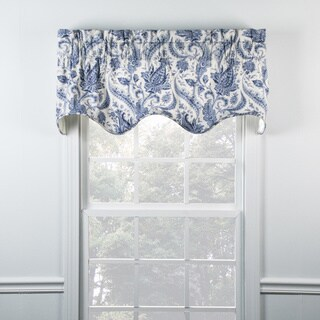 Ellis Curtain Artissimo Duchess Filler Lined Valance - 50 x 15