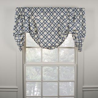 Kent Crossing Cornflower Tie Up Valance