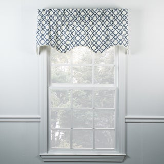 Kent Crossing Cornflower Duchess Filler Valance