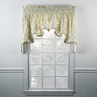 Ellis Curtain Kent Crossing Linen Duchess Valance - 50 x 15