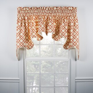 Kent Crossing Clay Duchess Valance