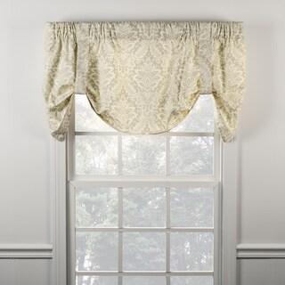 Ellis Curtain Donnington Linen Tie Up Valance (As Is Item)