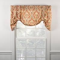 Ellis Curtain Donnington Clay Tie Up Valance - 50 x 21