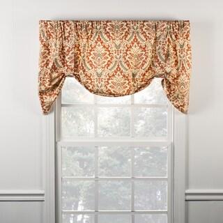 Ellis Curtain Donnington Clay Tie Up Valance