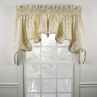 Ellis Curtain Donnington Linen Duchess Valance - 50 x 15