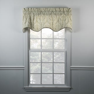 Ellis Curtain Donnington Duchess Linen Filler Valance - 50 x 15