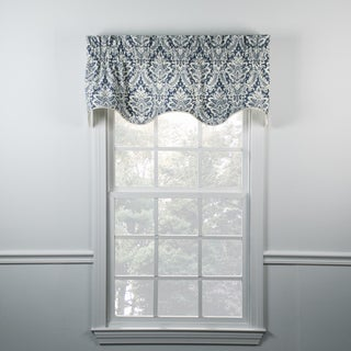 Donnington Duchess Cornflower Filler Valance