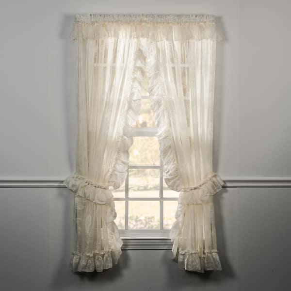 Ellis Curtain Beverly Lace Priscilla