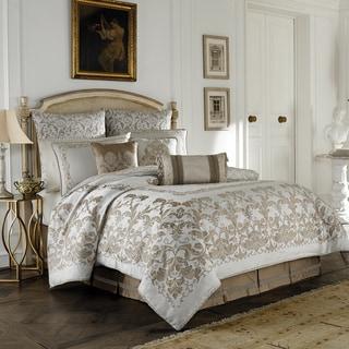 Croscill Monroe Ivory 4-piece Comforter Set