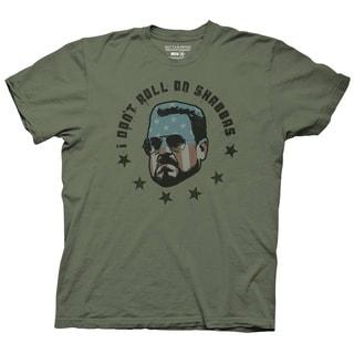 The Big Lebowski Sobchak Don't Roll On Shabbas Grey T-Shirt