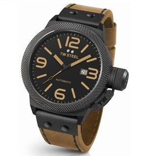 TW Steel Men's CS46 Canteen Black Watch