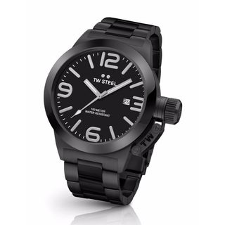 TW Steel Men's CB211 Canteen Black Watch