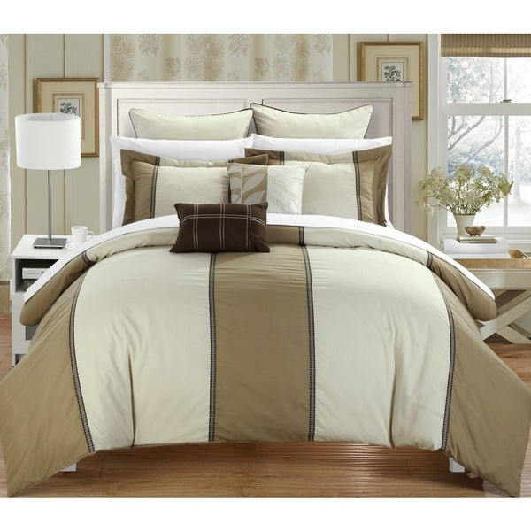 Chic Home Murray 11-piece Bed in a Bag Comforter Set