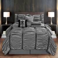 Fashion Street Harley 7-piece Comforter Set