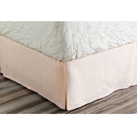Rizzy Home Plush Dreams Bedskirt