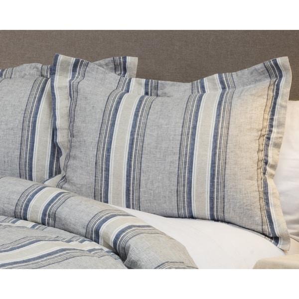 Rizzy Home Williamson Linen Sham