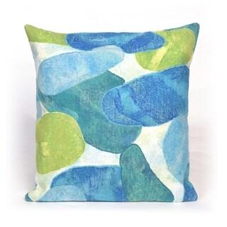 Ocean Jewels Indoor/Outdoor Pillow (20 x 20)