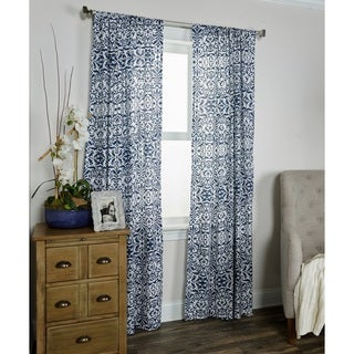 Arden Loft Mindwork Collection Ikat Pattern 84 - 42 x 84