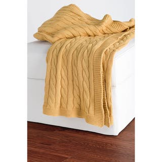 Plush Cable Knit Throws by Rizzy Home|https://ak1.ostkcdn.com/images/products/11353013/P18325720.jpg?impolicy=medium