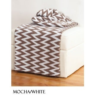 Chevron Throws by Rizzy Home