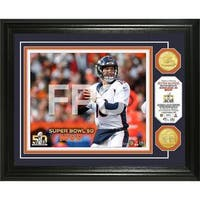 "Denver Broncos Super Bowl 50 ""MVP"" Bronze Coin Photo Mint"