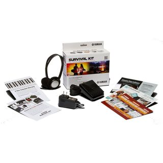 Yamaha SKB2 Survival Kit Accessory Pack for Keyboards