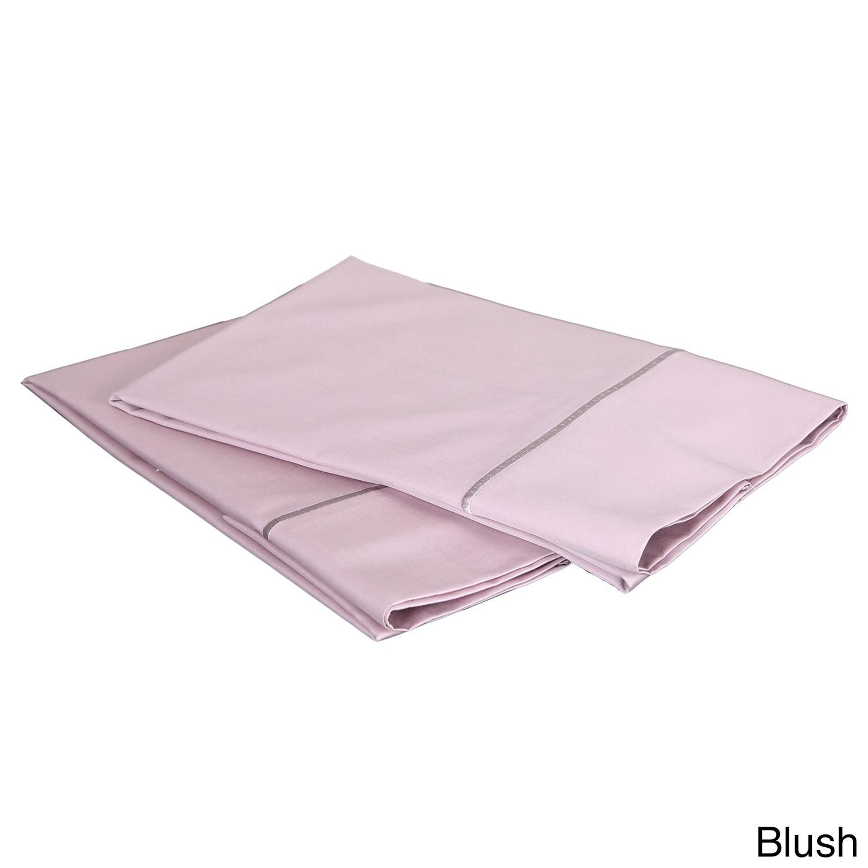 Radiant Affluence 1000 Thread-count Sateen Pillowcase Set...