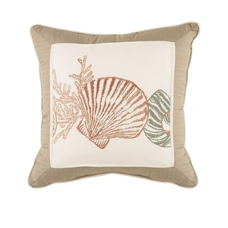 Chapel Hill by Croscill Seashore Fashion Pillow