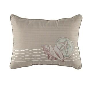 Chapel Hill by Croscill Seashore Boudoir Pillow