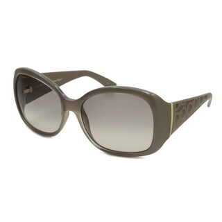 Ferragamo Women's SF722 Rectangular Sunglasses