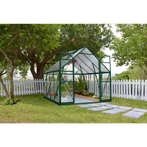 Palram Green Balance 8ft. x 8ft. Greenhouse
