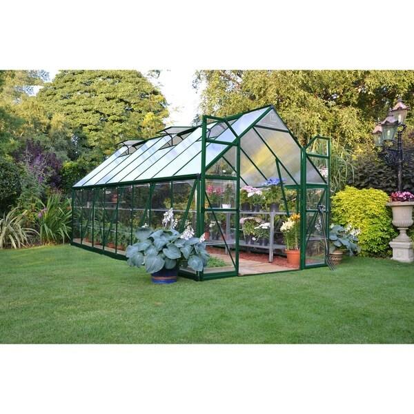 Palram Green Balance 8ft. x 16ft. Greenhouse