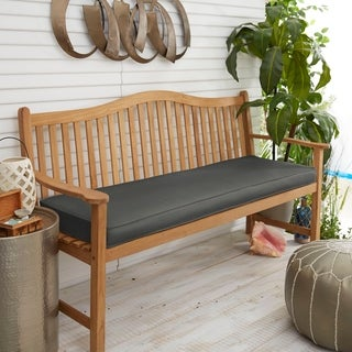 Bench Outdoor Cushions Amp Pillows For Less Overstock