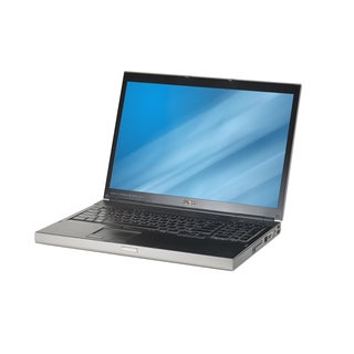Dell Precision M6500 Intel Core i7-740QM 1.73GHz CPU 8GB RAM 128GB SSD Windows 10 Pro 17-inch Laptop (Refurbished)