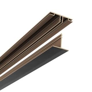 CeilingMAX 100 sq. ft. Ceiling Grid Kit Black