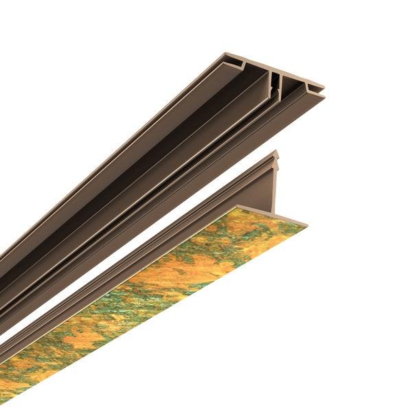 Shop Ceilingmax 100 Sq Ft Copper Fantasy Surface Mount