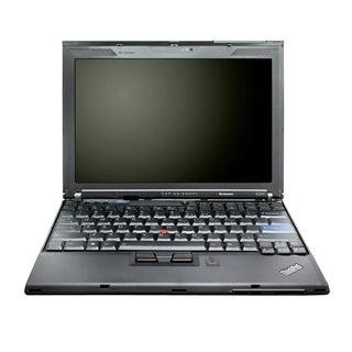 Lenovo Thinkpad X201 12.1-inch Black Laptop Intel Core i5 Gen 1 2.4GHz 4GB 160GB Windows 7 Professional 64-Bit (Refurbished)