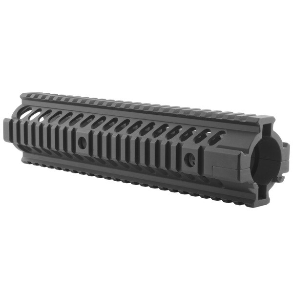 MFT Tekko AR15 Carbine 10-inch Free Float 2Pc Integtd Rail Syst