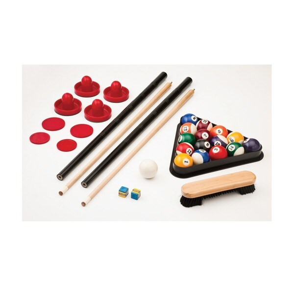 Fat Cat 64 1010 Original 2 In 1 7 Foot Pockey Game Table (Billiards And Air  Hockey)   Free Shipping Today   Overstock.com   18326519